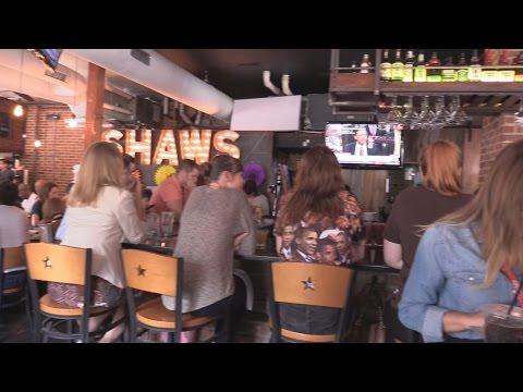 Testimonio de Comey llenó los bares en Washington