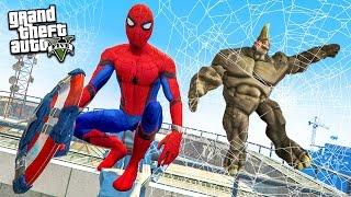 скачать мод на гта 5 человека паука бесплатно