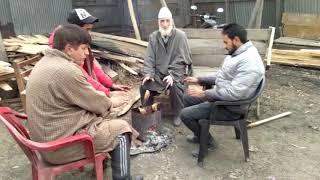 Slight respite from cold in Kashmir