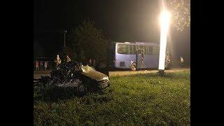 Три человека погибли в ДТП с автобусом, который ехал из Анапы