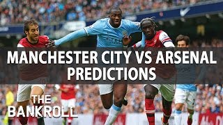 Manchester City Vs Arsenal  Soccer Picks & Predictions  Sun 18th Dec
