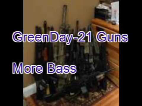 Green Day- 21 Guns- More Bass Mp3