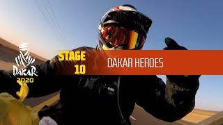 Dakar 2020 - Stage 10 - Dakar Heroes