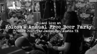 "Volcom   Road Tested: Torche 'Kicking' Live At The Volcom ""Free Beer Party"" 2012"