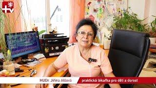 MUDr. Jiřina Alšová - praktická lékařka pro děti a dorost - Liberec