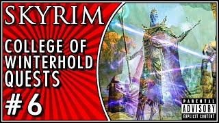 Skyrim: The Staff of Magnus (College of Winterhold Quests #6) Gameplay