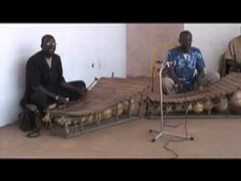 MALI: Beautifull, Enticing Bobo Drumming, Chants, Balaphone, Dance Pt. 3