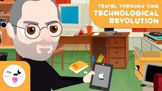 Technology for kids - Travel through Time | Kholo.pk