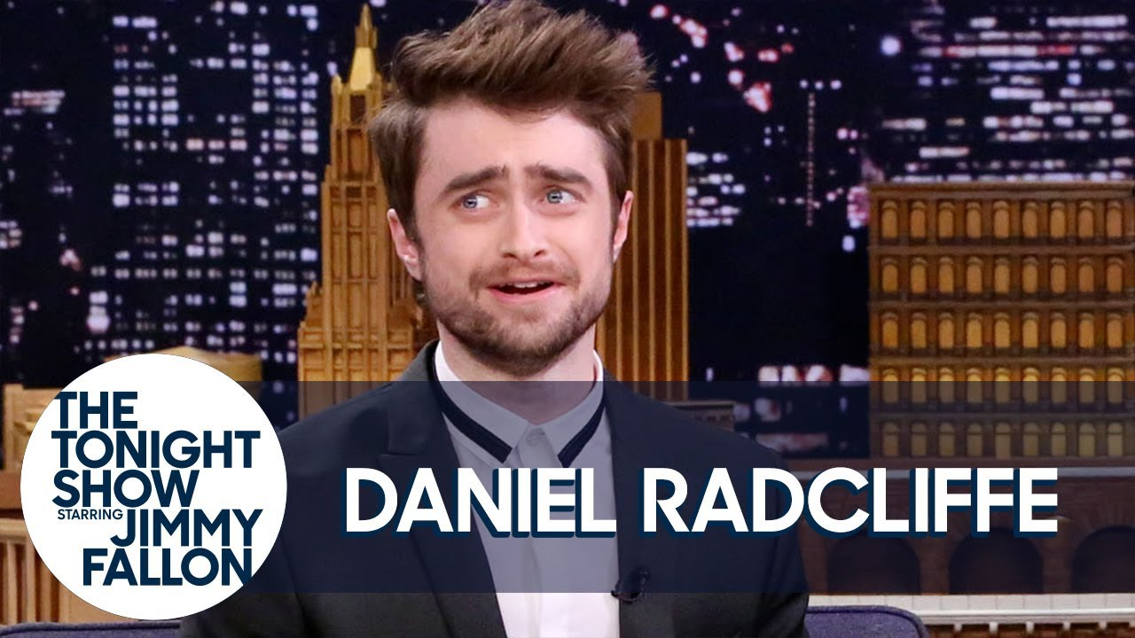 Daniel Radcliffe Is in Two Fantasy Football Leagues thumbnail
