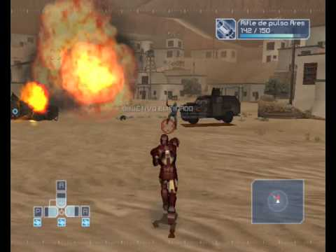 iron man pc game system requirements