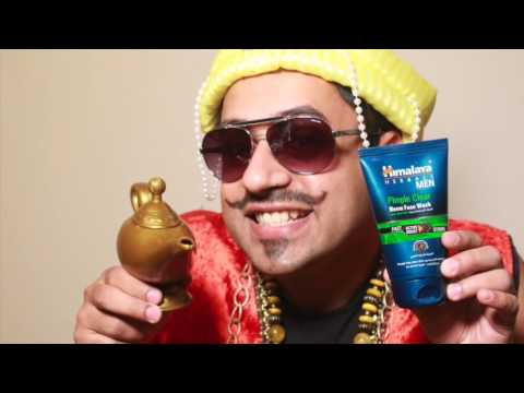 Himalaya Men's Pimple Clear Face wash - Behind the scenes