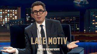 LATE MOTIV - Berto Romero. 'Inicios Raros'  | #LateMotiv558