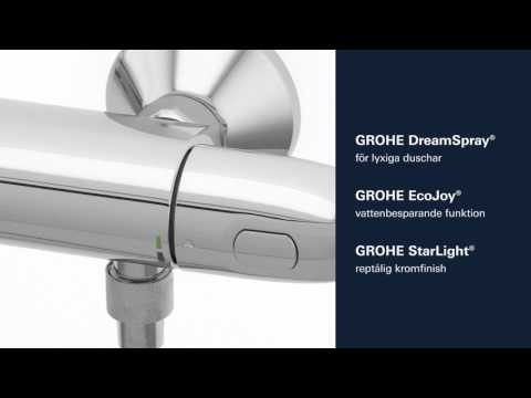 Duschset Grohe Grohtherm 1000 New 34151 150 cc