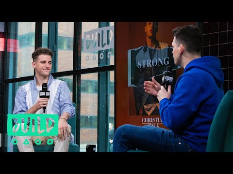 "Christian Paul Tells Us About His Single, ""Strong"""