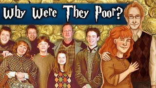 Why Were The Weasley's So Poor Updated + Extended Version