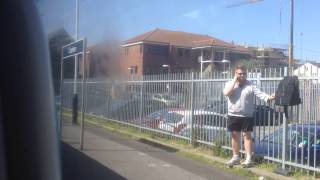 preview picture of video 'Cosham Train Station'
