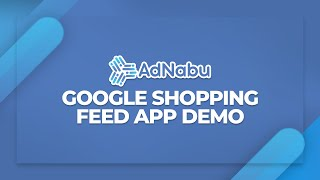 Videos zu AdNabu for Google Shopping
