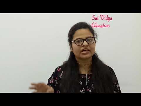 Review Share by Prativa of Sai Vidya Education