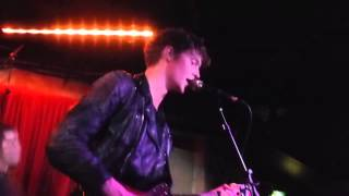 Drowners - A Button On Your Blouse (HD) - The Borderline - 20.08.14