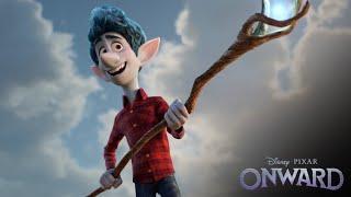 Pixar Onward   In Theaters March 6 anuncio
