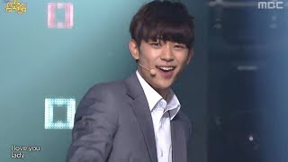 HALO - FEVER, 헤일로 - 체온이 뜨거워, Music Core 20140628