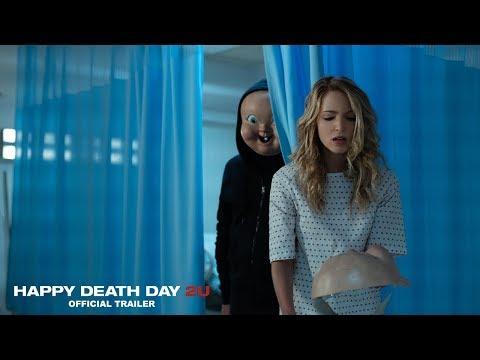 Video trailer för Happy Death Day 2U - Official Trailer 2 (HD)