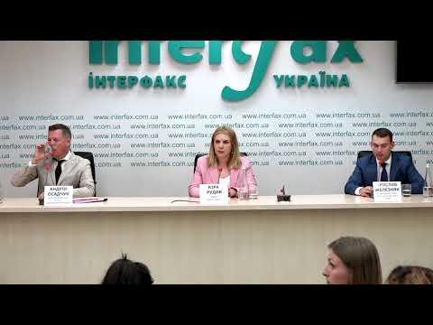 """Брифінг за результатами з'їзду політичної партії """"Голос"""""""