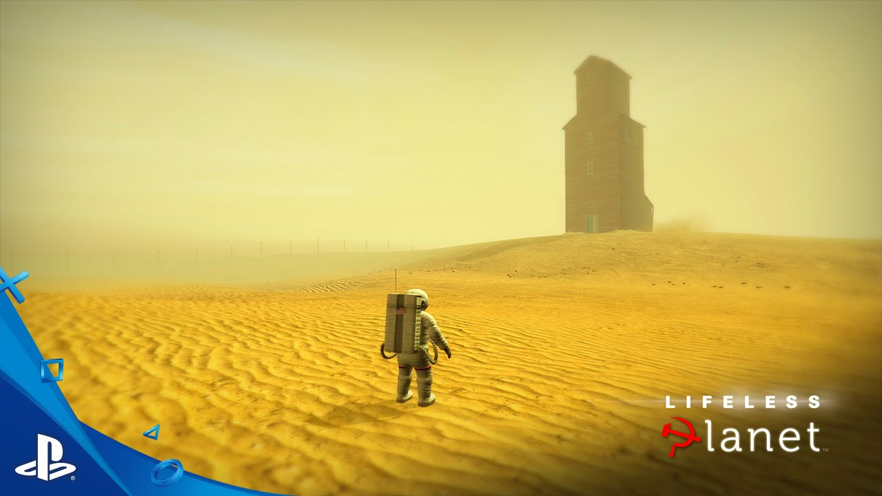 Lifeless Planet Premier Edition Coming to PS4 July 19