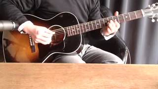malted milk cover l-00 gibson