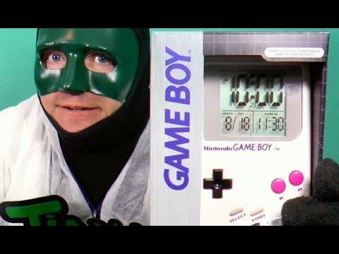 Game Boy Wecker mit Super Mario Sound [Paladone] |Review