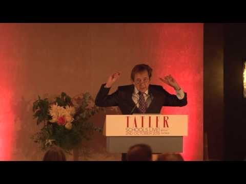 Sir Anthony Seldon's lecture on What an Education Should Be