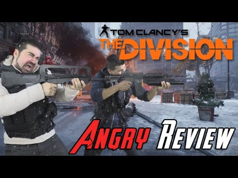 The Division Angry Review - YouTube video thumbnail
