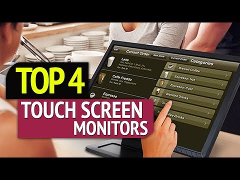 TOP 4: Best Touch Screen Monitors 2019