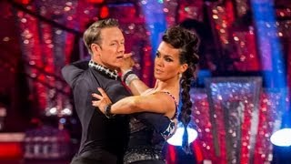 Gambar cover Susanna Reid & Kevin Clifton Tango to 'Locked Out Of Heaven' - Strictly Come Dancing - BBC One