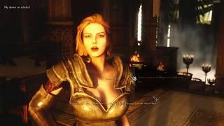 Livia Salvian: Skyrim Follower who speaks Russian!