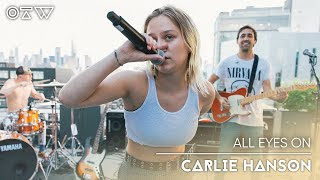 "Carlie Hanson   ""Hazel"" [Live + Interview] 