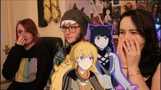 RWBY Volume 6 Chapter 10 Reaction - SAVE THE BEES