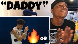 Blueface   Daddy Ft. Rich The Kid REACTION