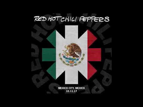 Red Hot Chili Peppers - Sick Love [Palacio de los Deportes]