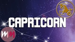Top 5 Signs Youre A TRUE Capricorn