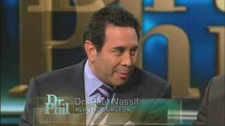 Dr. Nassif on The Dr. Phil Show