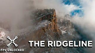 The Ridgeline - FPV in Snowy Mountains