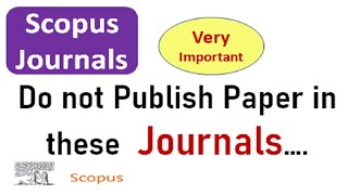 Scopus Journals Verification in an Easy Way #scopusnewlistsep2020