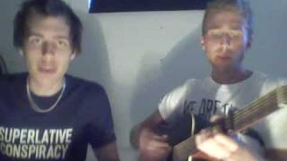 Here We Go Again Acoustic Live