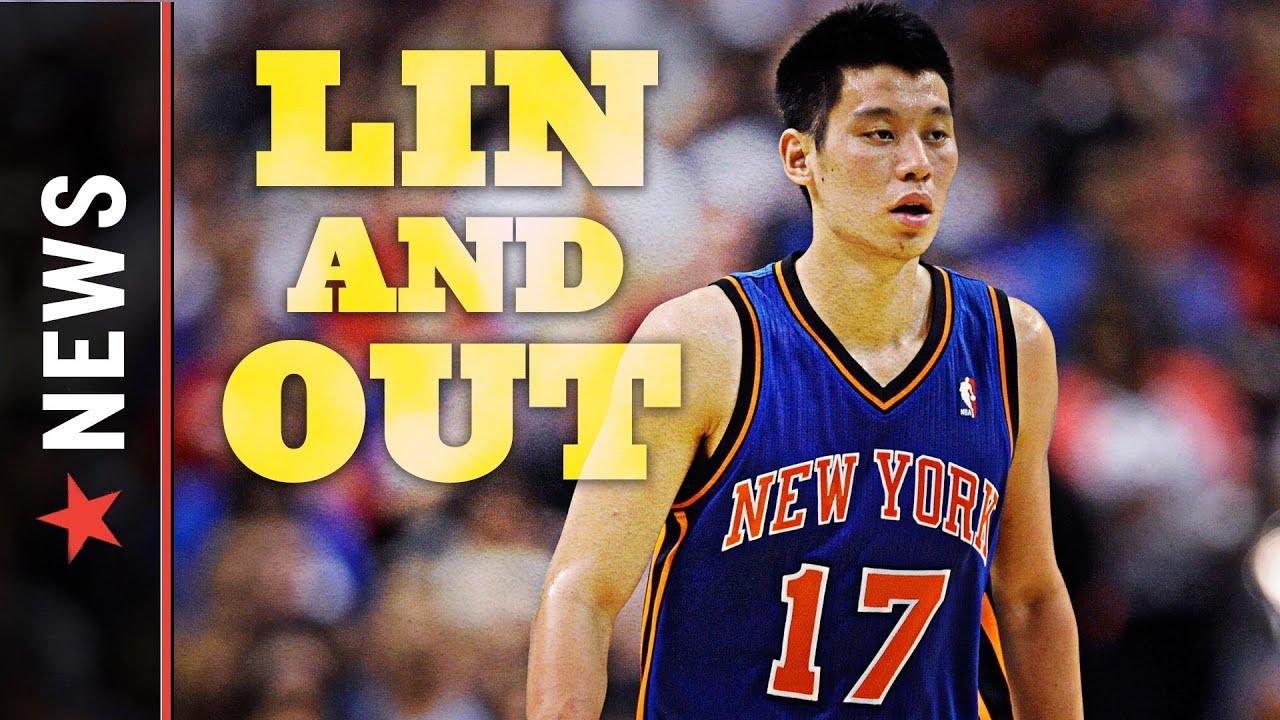 Lin and Out: Knicks Decline to Match Rockets' Offer Sheet thumbnail