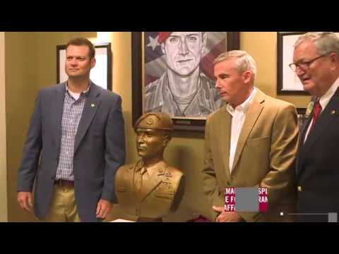 The University of Alabama: Veteran Mark Forester Honored (2017)