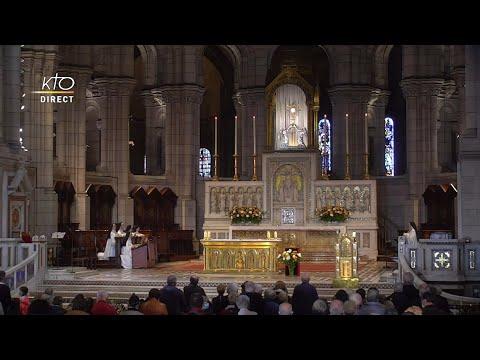 Prière du Milieu du jour du 9 octobre 2021 des Bénédictines du Sacré-Coeur de Montmartre