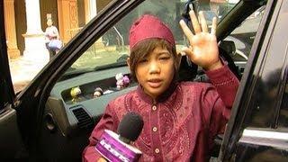 Kisah Tegar Anak Jalanan Sukses Menjadi Penyanyi Cilik - Intens 12 Juli  2013