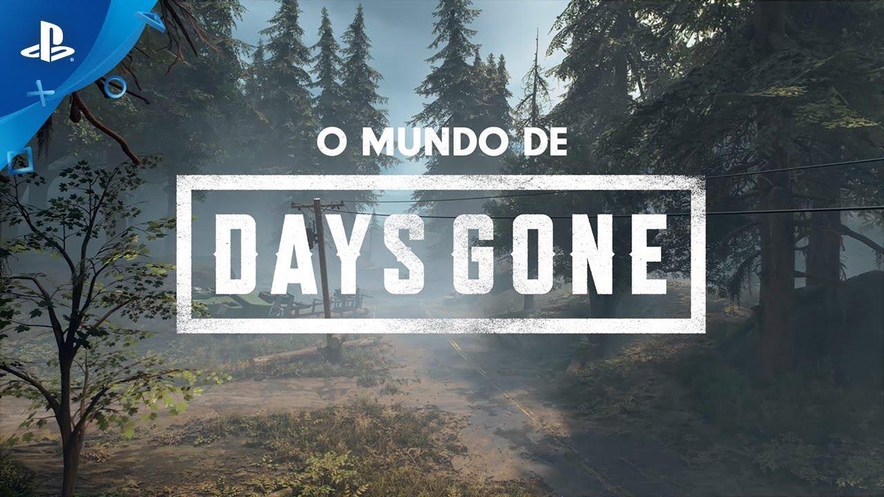 Como o Bend Studio Criou o Mundo Impiedoso de Days Gone