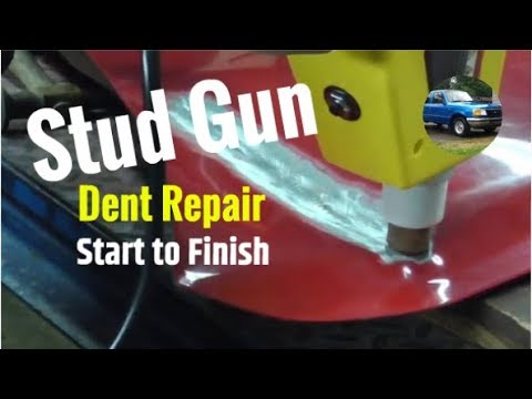 Download How To Pull A Dent With A Stud Welder Hustler Stick Start